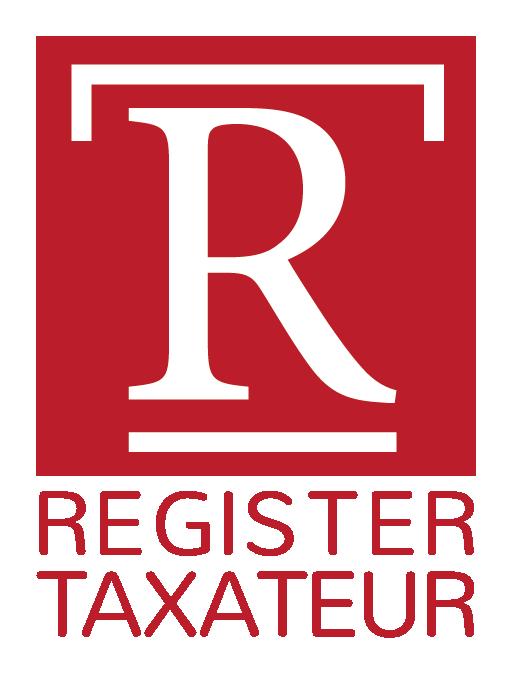 Register taxateur ingeschreven in het NRVT register kamer bedrijfsmatig vastgoed